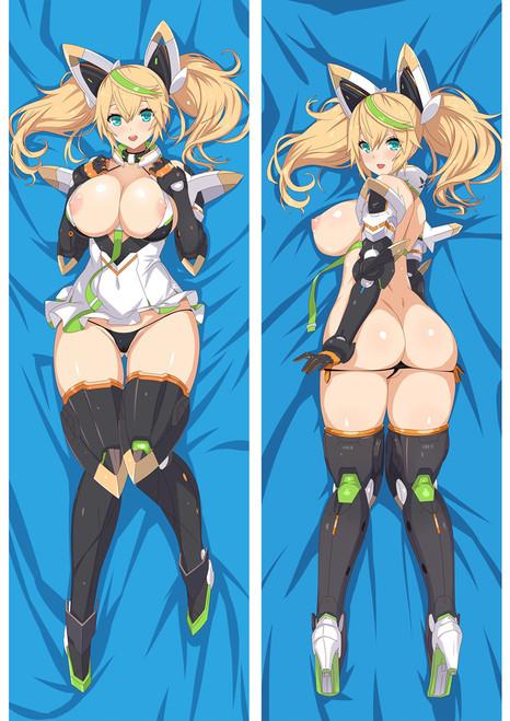 Phantasy Star Series Patty Anime Dakimakura Pillow Cover