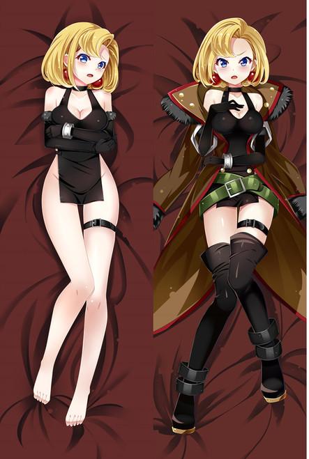 Maria the Virgin Witch Maria Anime Dakimakura Pillow Case