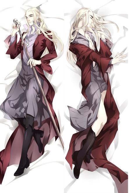 The Hobbit Thranduil Anime Dakimakura Pillow Case