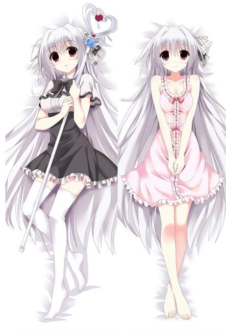 Unlimited Fafnir Iris Freyja Anime Dakimakura Pillow Case-1