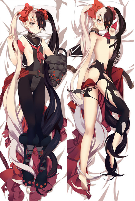Blade & Soul Pohwaran Anime Dakimakura Pillow Case