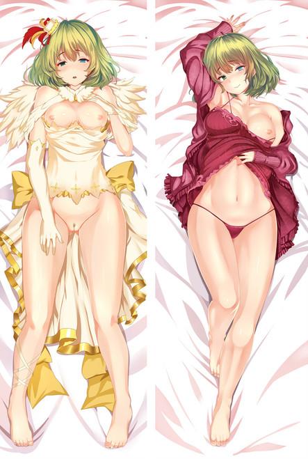 Akaifuuyou Artist Anime Dakimakura Pillow Case