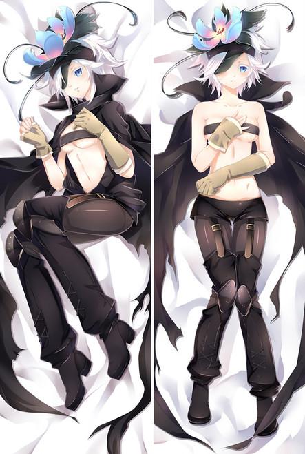Rokka Braves of the Six Flowers Fremy Speeddraw Anime Dakimakura Pillow Case