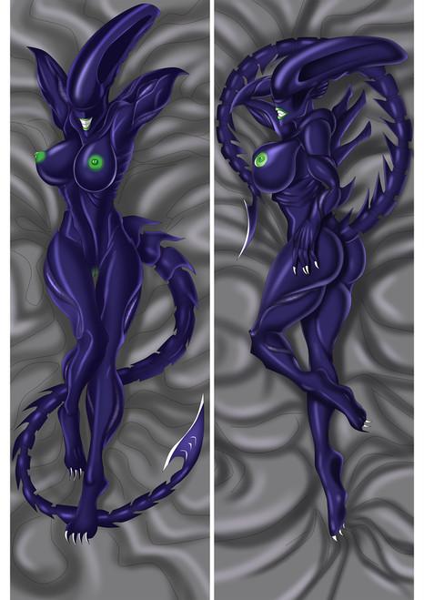 Alien Alien Anime Dakimakura Pillow Cover