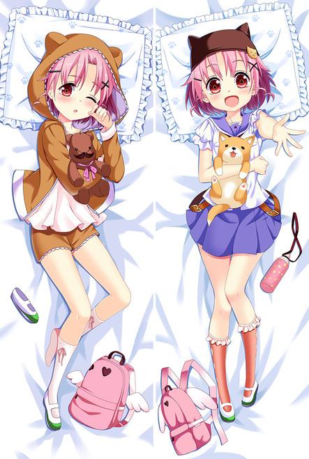 SCHOOL-LIVE! Yuki Takeya Anime Dakimakura Pillow Case