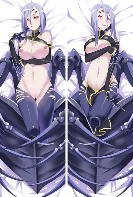 Monster Musume No Iru Nichijou Rachnera Arachnera Rachnee Anime Dakimakura Pillow Case