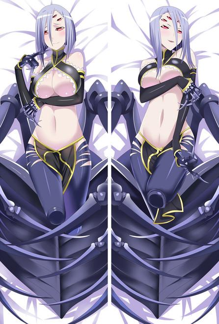Monster Musume No Iru Nichijou Rachnera Arachnera Rachnee Anime Dakimakura Pillow Case-1
