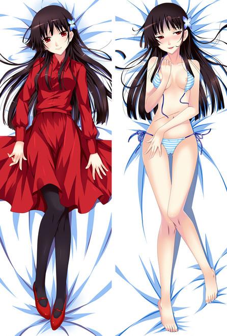 Sankarea Rea Sanka Anime Dakimakura Pillow Case-1