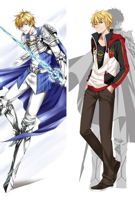 The King's Avatar Huang Shaotian Anime Dakimakura Pillow Case-1