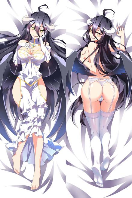 Overlord Albedo Anime Dakimakura Pillow Case-1