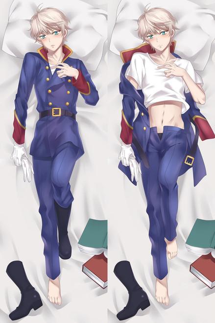 Aldnoah.Zero Slaine Troyard Anime Dakimakura Pillow Case