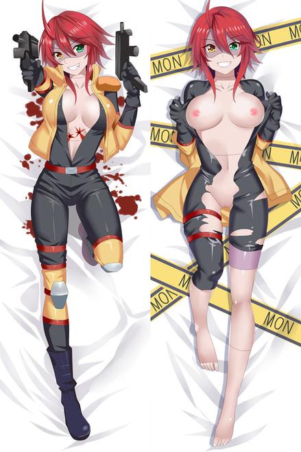 Monster Musume No Iru Nichijou Zombina Anime Dakimakura Pillow Case