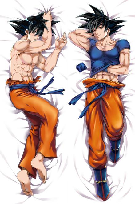 Dragon Ball Son Goku Anime Dakimakura Pillow Case
