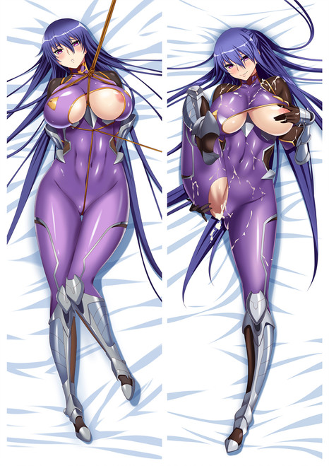 Taimanin Asagi Igawa Asagi Anime Dakimakura Pillow Cover