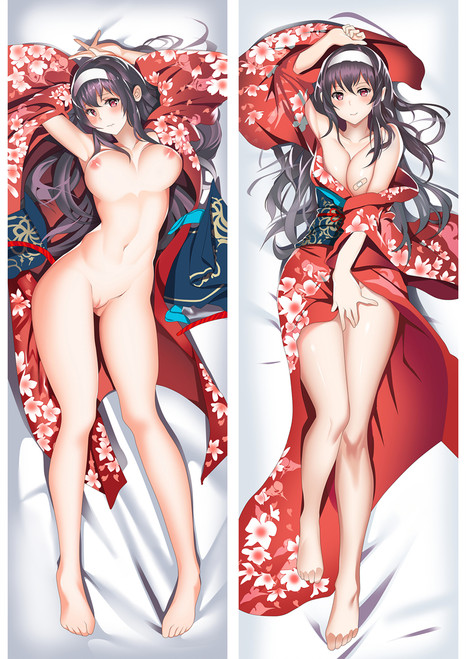 Saekano How to Raise a Boring Girlfriend Utaha Kasumigaoka Anime Dakimakura Pillow Cover Mgf-86062