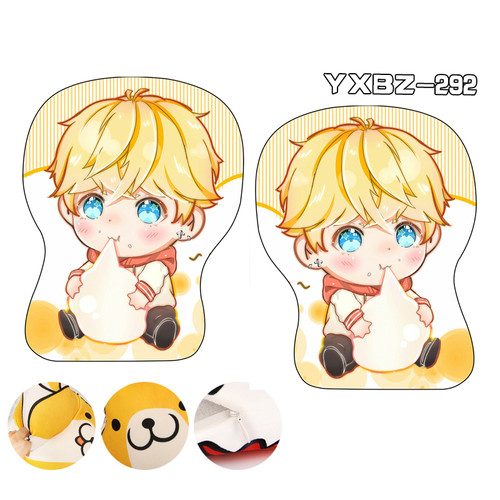 Love and Producer Zhou Qiluo Shaped Pillow YXBZ292