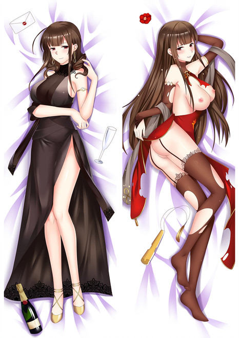 Girls' Frontline DSR-50 Anime Dakimakura Pillow Cover Mgf-86124