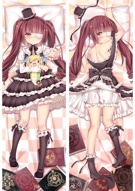 Dropkick on My Devil Yurine Hanazono Anime Dakimakura Pillow Cover Mgf-18084-1