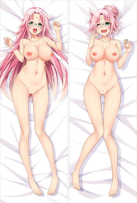 Yuuna and the Haunted Hot Springs Nonko Arahabaki Anime Dakimakura Pillow Cover YC0771