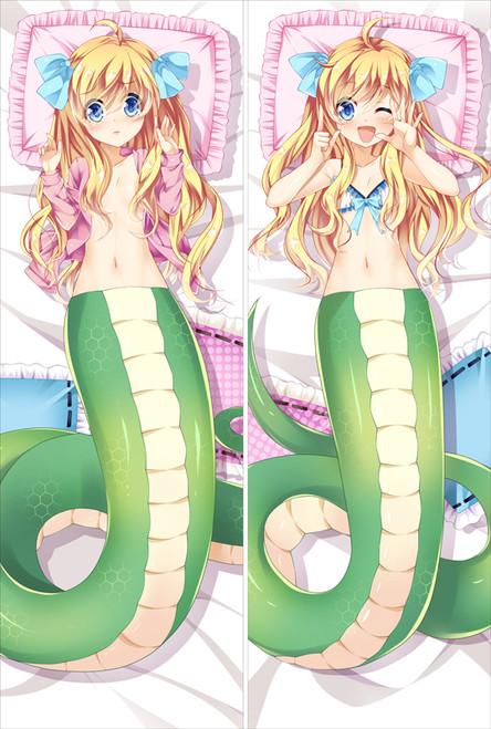 Dropkick on My Devil Jashin-chan Anime Dakimakura Pillow Cover YC0782