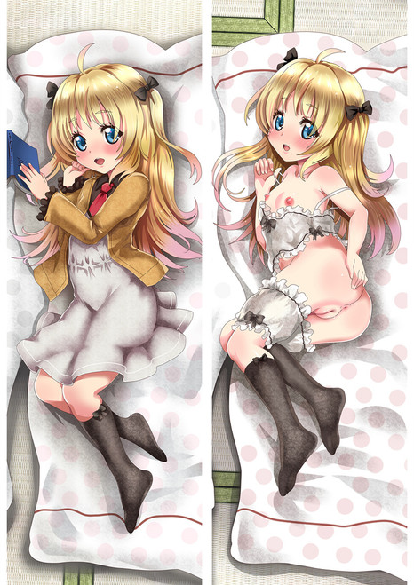 The Ryuo's Work is Never Done Charlotte Izoard Anime Dakimakura Pillow Cover Mgf-88049