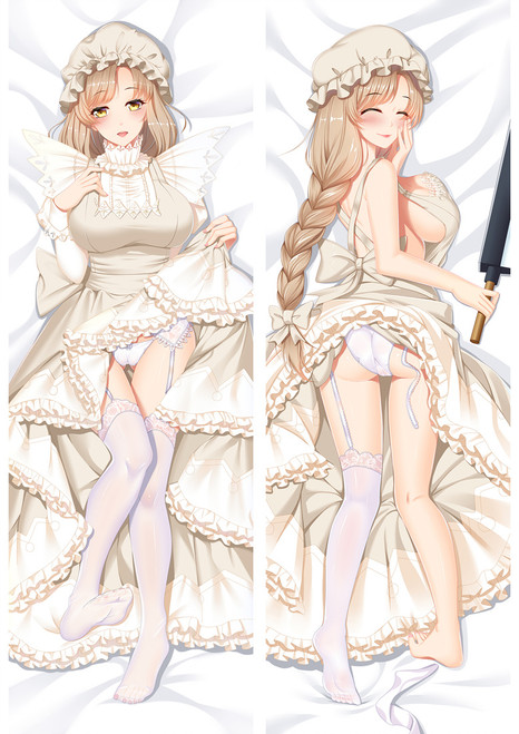 Cells at Work! Macrophage Anime Dakimakura Pillow Cover Mgf-18095-1