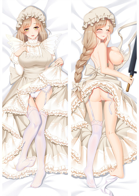 Cells at Work! Macrophage Anime Dakimakura Pillow Cover Mgf-18095-2