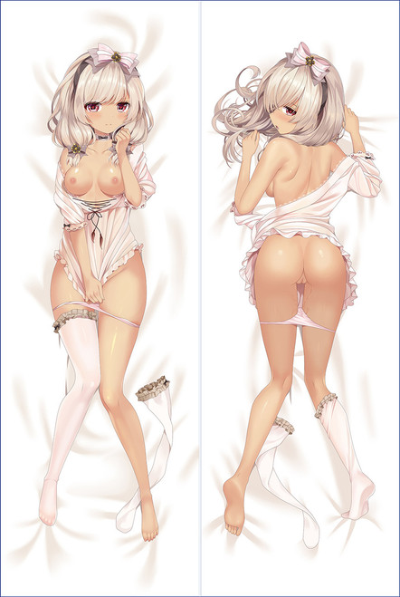 M.vv Artist Anime Dakimakura Pillow Cover WOW-SM1995
