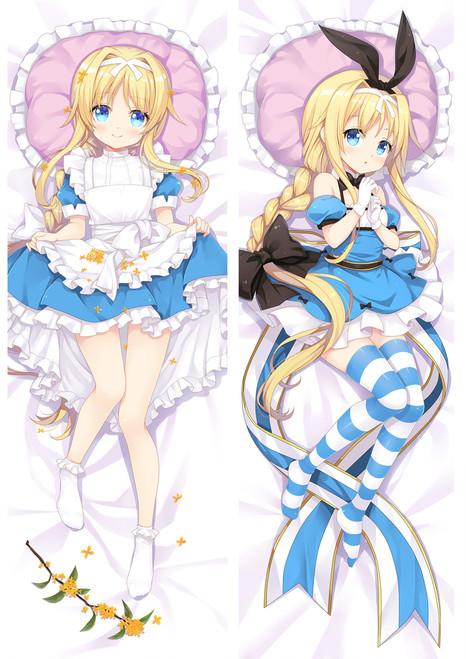 Sword Art Online Alice Zuberg Anime Dakimakura Pillow Cover Mgf-18121-1