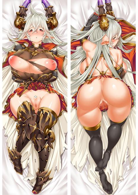 Granblue Fantasy Anime Dakimakura Pillow Cover Mgf-810007