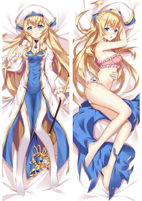 Goblin Slayer Priestess Anime Dakimakura Pillow Cover Mgf-811006