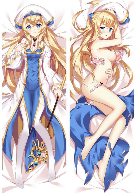 Goblin Slayer Priestess Anime Dakimakura Pillow Cover Mgf-811007