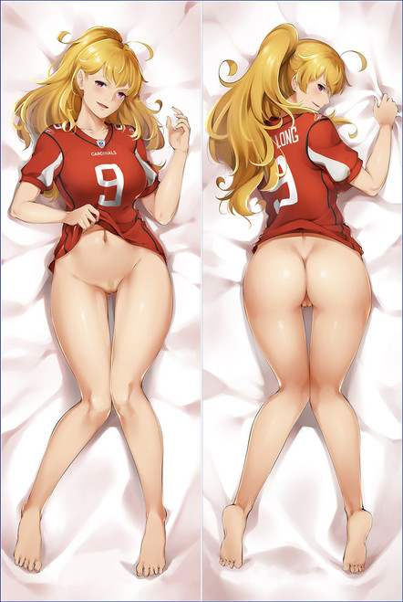 Anime Dakimakura Pillow Case 17047  RWBY Blake Belladonna  Peach Skin 160*50