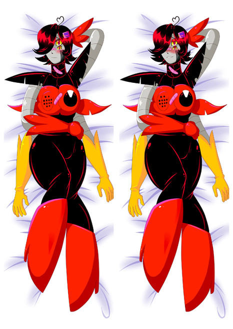 Undertale mettaton Anime Dakimakura Pillow Cover Mgf-811051