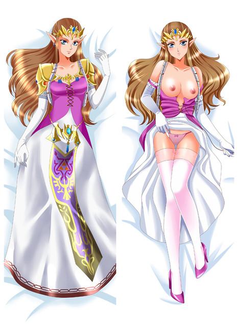 The Legend of Zelda Zelda Anime Dakimakura Pillow Cover Mgf-811061
