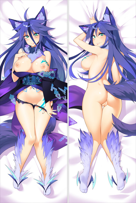 Halphelt Artist Original Anime Dakimakura Pillow Cover SM2355
