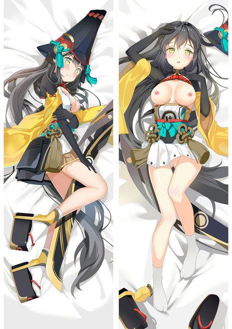 Onmyoji Youtouhime Anime Dakimakura Pillow Cover Mgf-91028
