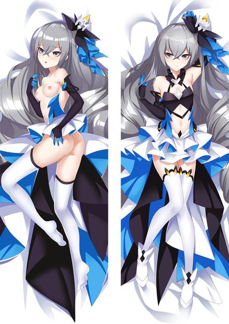 Collapse 3rd Bronya Zaychik Anime Dakimakura Pillow Cover 96029