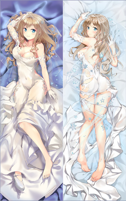 Girls Frontline KP31 Suomi Anime Dakimakura Pillow Cover SM2104
