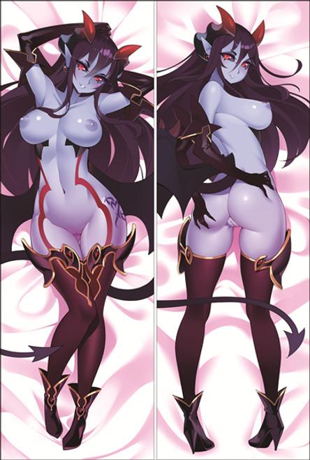 monster girl Demon Anime Dakimakura Pillow Cover SM2672