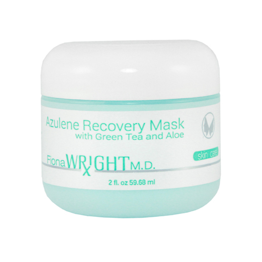This healing mask is a soothing treatment that refreshes the senses.