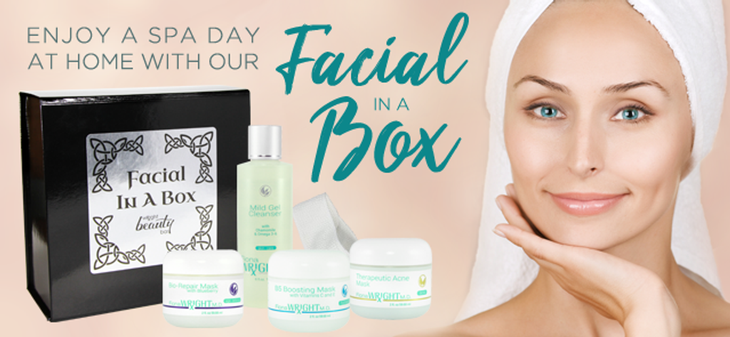 Facial-in-a-Box!!