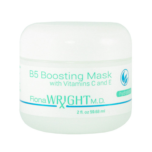 "A luxurious creamy mask containing the super moisturizing properties of Hyaluronic Acid that, when applied to skin, eases wrinkles, fine lines and smoothes the surface with a slight ""plumping"" action"