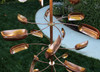 Quaking Aspen Spinner Close up