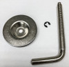 Stanwood Needlecraft - Spare Table Clamp Hardware for Large Metal Ball Winder