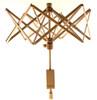 Open Box  Stanwood Needlecraft - Wooden Umbrella Swift Yarn Winder - Medium, 6 ft