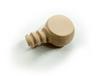 Stanwood Needlecraft - Small Wooden Screw for Umbrella Yarn Swifts