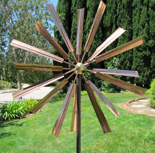 Double Windmill Spinner Head