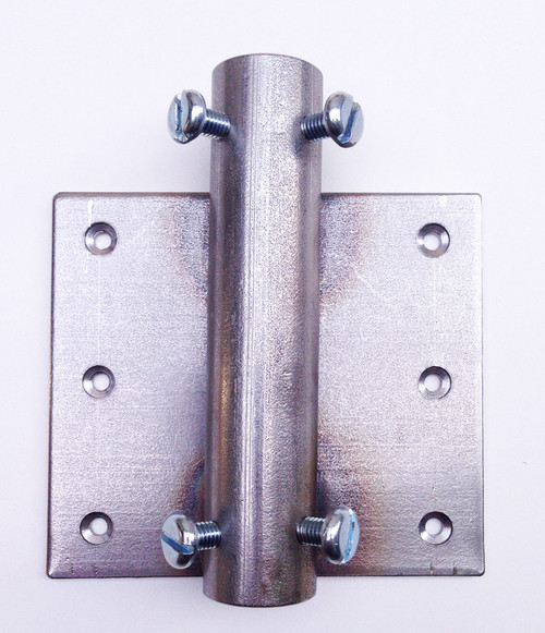 Stanwood Wind Sculpture: Stainless Steel Mounting Bracket for Wind Sculptures