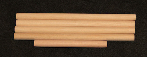 Stanwood Needlecraft - Spare Wooden Peg Set for Amish Style Yarn Swift
